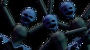 Private Room - Minireenas - Tres en pantalla (Sister Location - Custom Night)