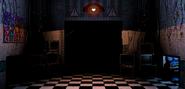 FNaF2 - Oficina (Toy Bonnie - Ventilación)