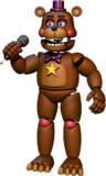 FFPS Rockstar Freddy Model