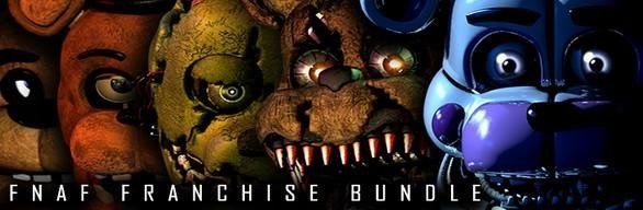 Five Nights at Freddy's (Clickteam Series)