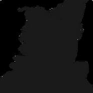 Alpine ui plushsuit springtrap clown silhouette