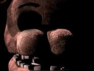 FNaF2 Alucinación Freddy sin Ojos