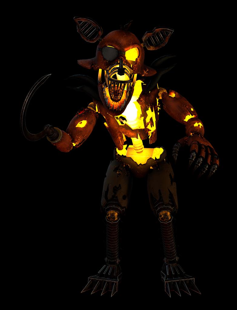 Grimm Foxy