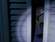 FNaF4 - Armario (Nightmare Mangle - 2da posición)