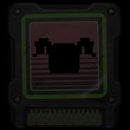 FNaF AR - 8-Bit Baby (Icono - CPU - Bloqueado)