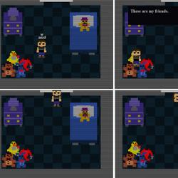 End-of-Night Minigames (FNaF4)