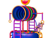 BallPit Tower - Helpy pescó - Nada (FFPS)