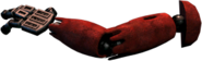 UCN - Foxy - Brazo izquierdo