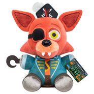 Captain Foxy Plush