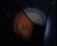 Nightmare Bonnie in West Hall