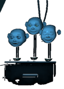 Animatronic Human Heads