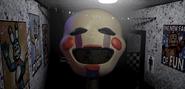 FNaF2 - Main Hall (Puppet3 - Alucinación)