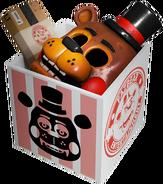 FNaF AR - Minipaquete Toy Freddy (Icono - Tienda)