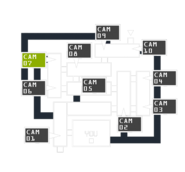 FNaF3 - Mapa (CAM 07)