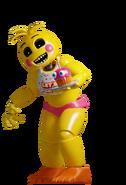 FNaF AR - Toy Chica - Glimpse 2