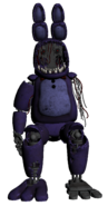 Parts & Services Withered Bonnie