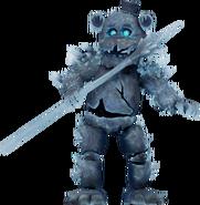 FNaF AR - Black Ice Frostbear - Glimpse 1