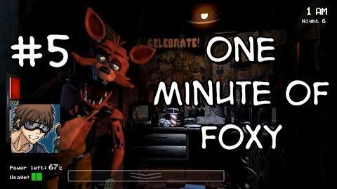 One Minute of Foxy Night 5