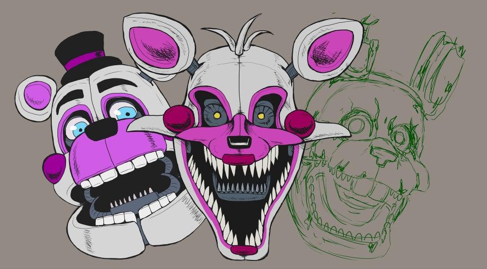 Funtime Freddy (Książka)