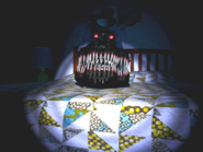 FNaF4 - Cama (Nightmare - Iluminado)