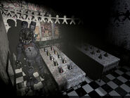 FNaF 2 - Party Room 1 (Bonnie)
