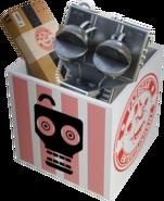 Alpine ui shop item package bareendo