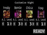 CustomNightMenuFNaF1