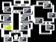 FNaF2 - Mapa (CAM 01)