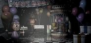 FNaF 2 - Game Area (Balloon Boy y Toy Freddy)