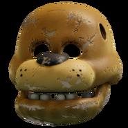 FNaF AR - Máscara de Freddy (Render)