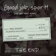 Cheque Mike
