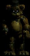 FNaF HW - Phantom Freddy (Render)