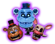FNaF AR - Blast from the Past (Icono - Evento)