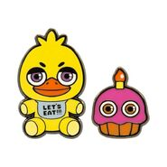 Five-nights-at-freddys chica-collectors-pin-pair 900x