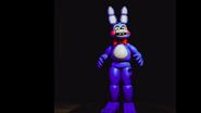 Toy Bonnie en La Galería