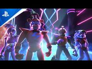 Five Nights at Freddy's- Security Breach - State of Play Oct 2021 Trailer - PS5, PS4