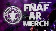 The FNAF AR Merch Store is Coming Back!