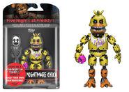 Figura de acción-Nightmare Chica