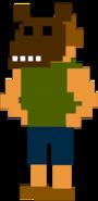 FNaF4 - Minijuego (Freddy Bully)