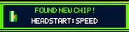 GreenHeadstartSpeed