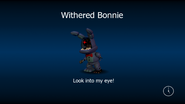 Withered bonnie load