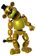 Golden Freddy ar