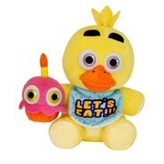 Five-nights-at-freddy s chica-and-cupcake-plush front-pair 021bfa4a-ff52-4be9-9aaf-54baa152cc5d 900x