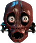 Springtrap Corpse Head DEMO