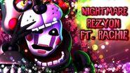 FNAF SFM The Infestation Of Spirits Nightmare by Rezyon (ft