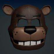 Mascara Freddy Fazbear - FNaF HW