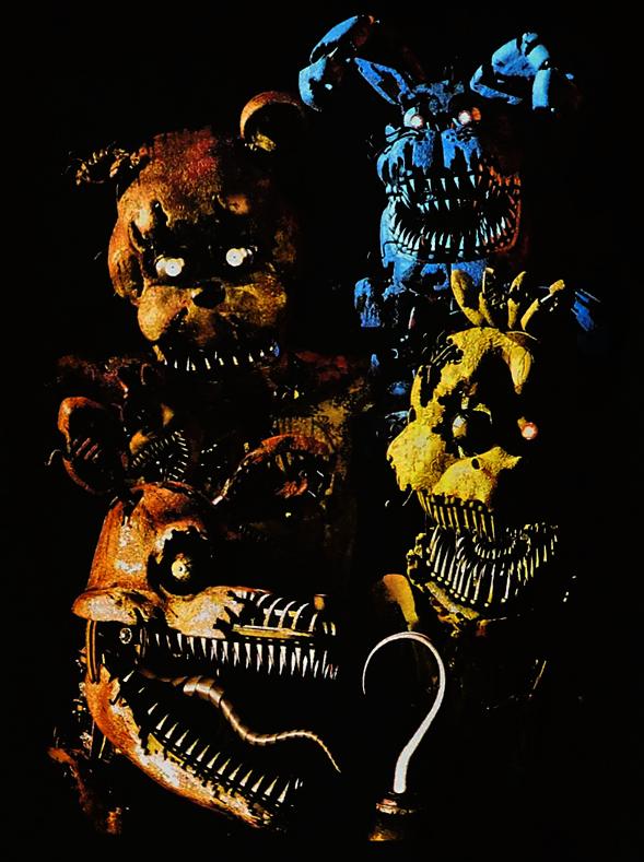 Nightmare Animatronics