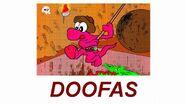 Doofas - Menu