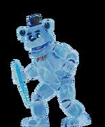 FNaF AR - Freddy Frostbear - Glimpse 3
