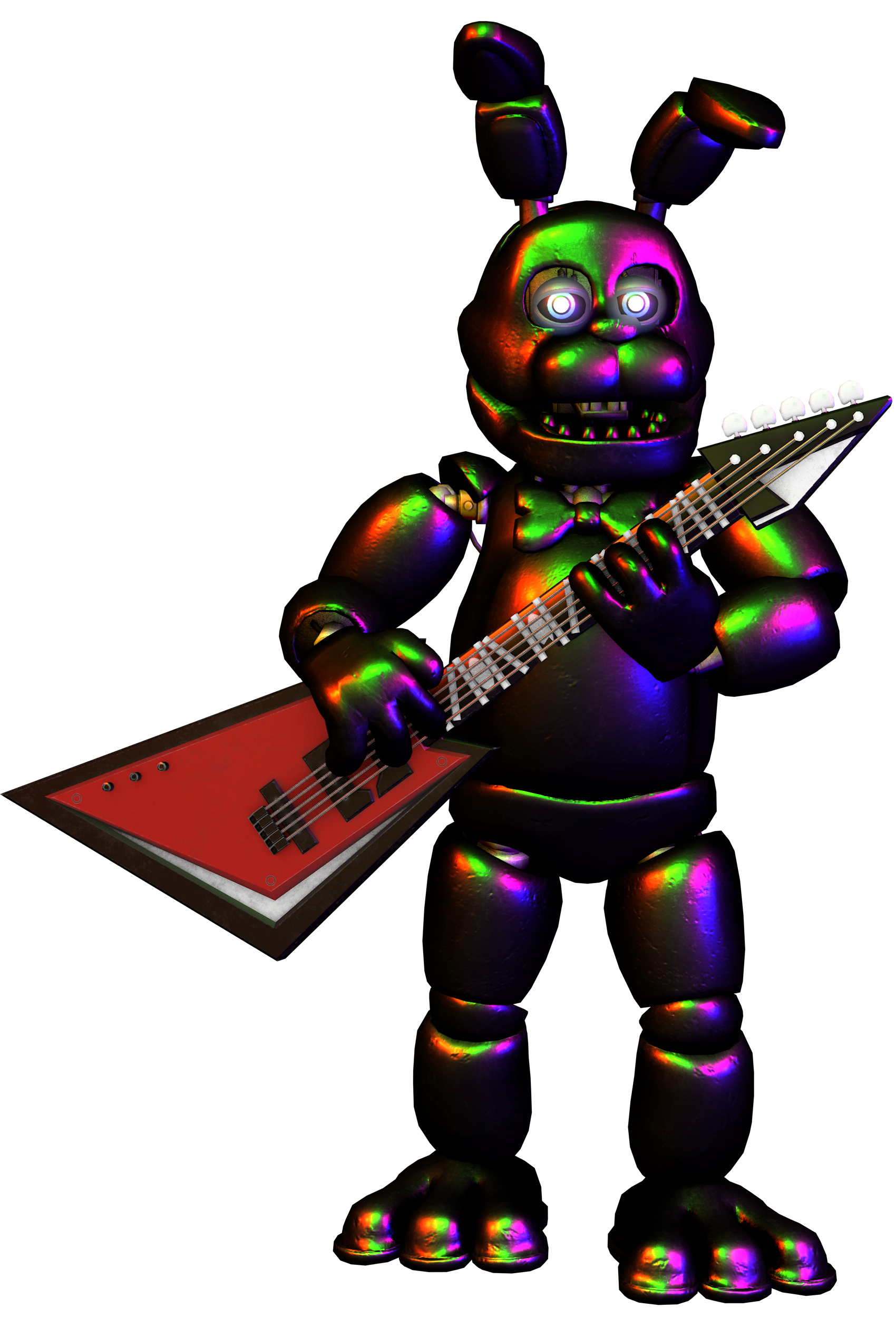 Neon Bonnie